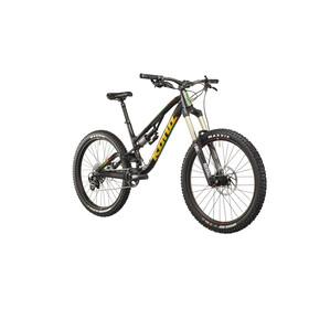 Kona Process 167 Full suspension mountainbike zwart